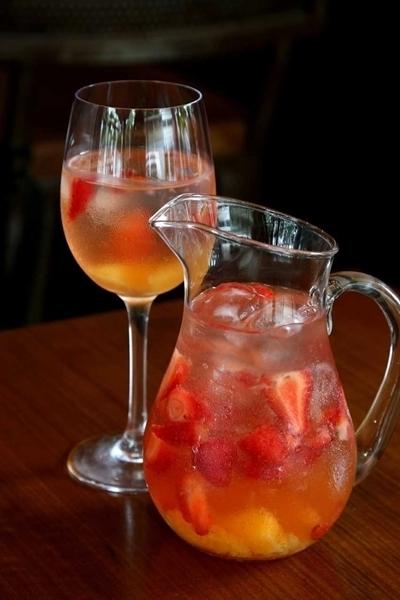 bebidas refrescantes para o verão