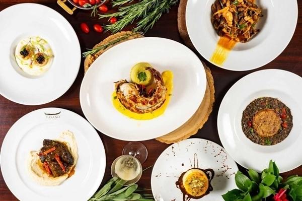 Ceias de Natal nos Restaurantes e Hotéis do Rio 3