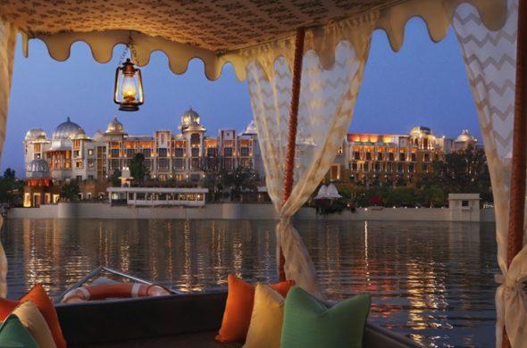 hotéis cinco estrelas na índia 14
