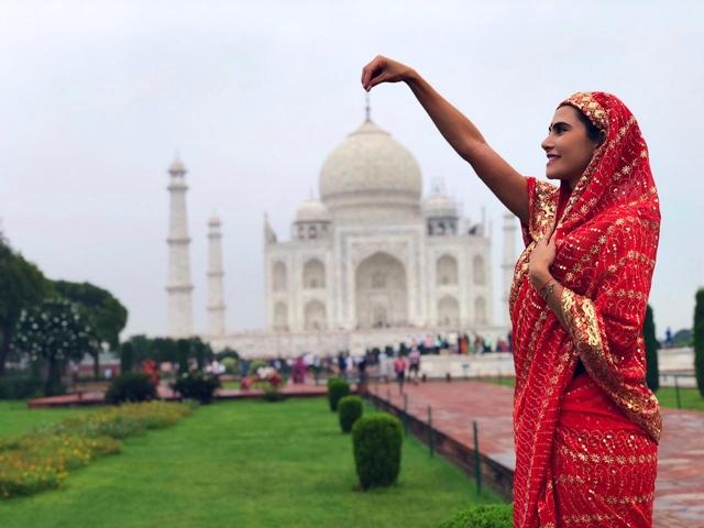 hotéis cinco estrelas na índia 16