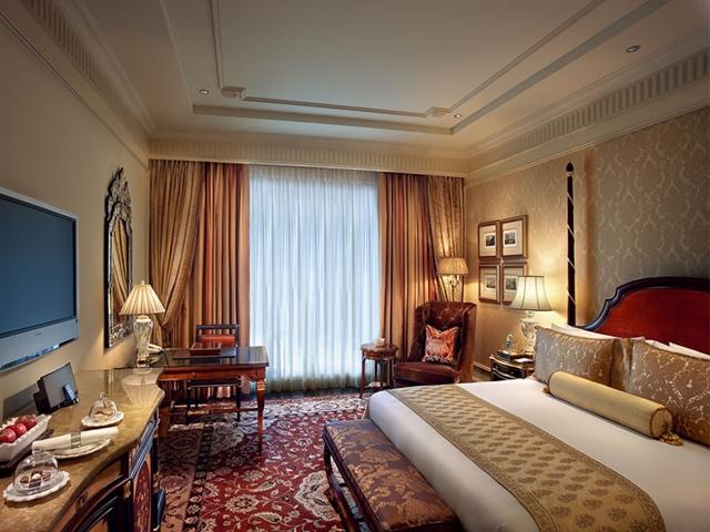 hotéis cinco estrelas na índia 17