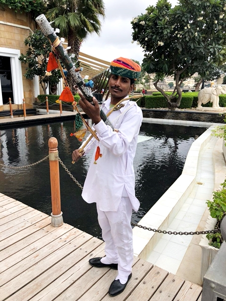 hotéis cinco estrelas na índia 5