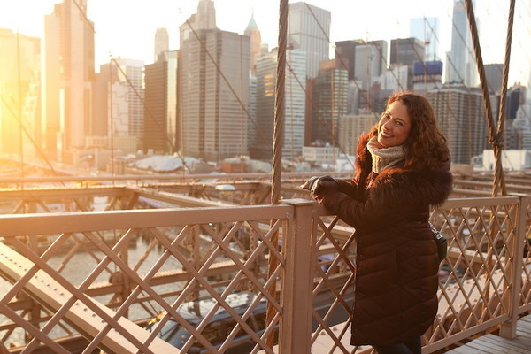 NYC Ponte do Brooklyn