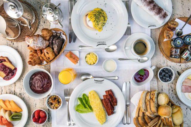 lugares para tomar café da manhã no Rio de Janeiro