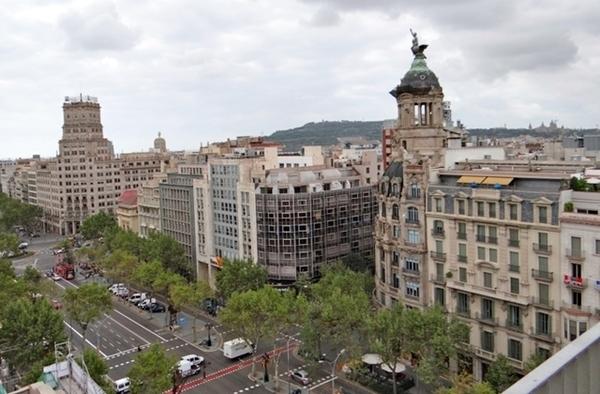 restaurante do mandarin oriental barcelona