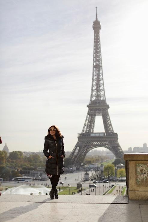 Apartamentos de luxo em Paris