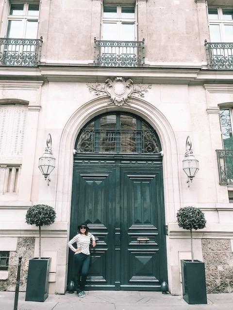 apartamentos de luxo em Paris 1