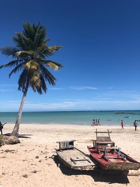 destinos de praia no brasil para as férias