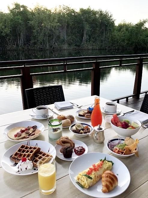 hotel de luxo na riviera maya