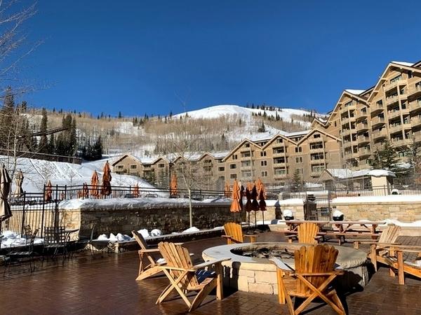 hotéis de neve