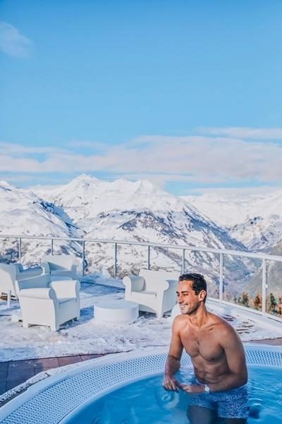 resort de esqui Club Med