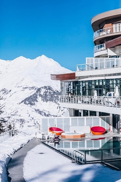 resort de esqui Club Med 5
