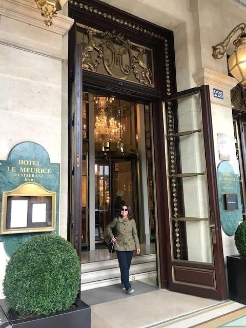 cenários do filme de Woody Allen em Paris