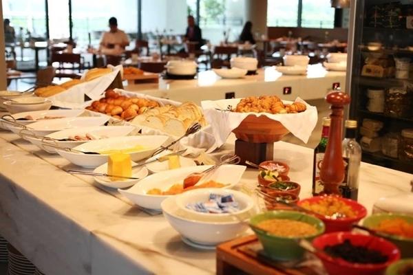 café da manhã em hotéis no rio 4