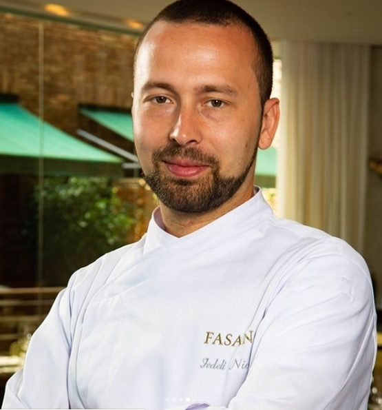 chef italiano no fasano