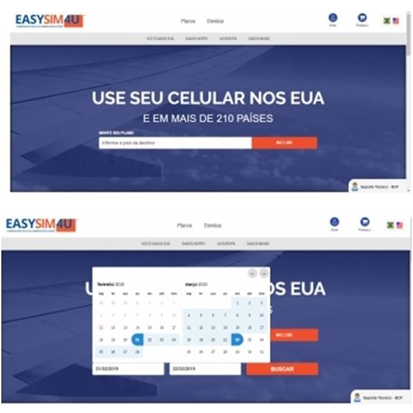 novo site da easysim4u