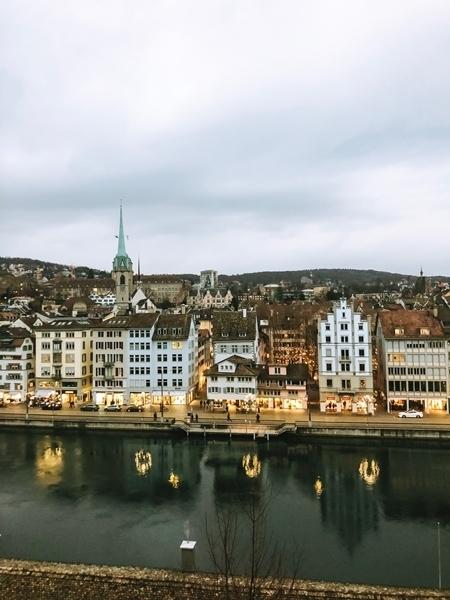 roteiro de um dia em Zurique