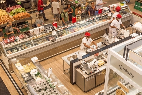 a nova loja modelo do supermercado zona sul 2