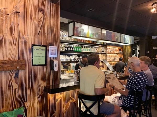 novo restaurante malta no Leblon 4