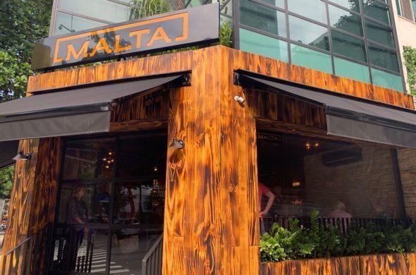 novo restaurante malta no Leblon