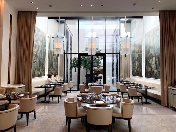 o único hotel cinco estrelas na Rive Gauche 7