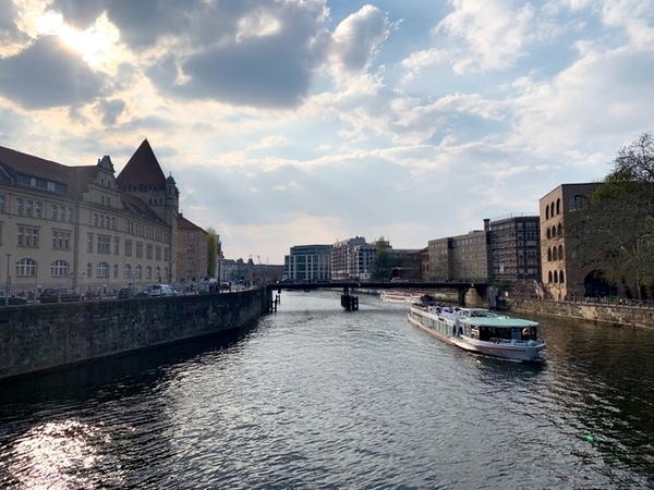 Quarentena na Europa - Berlim