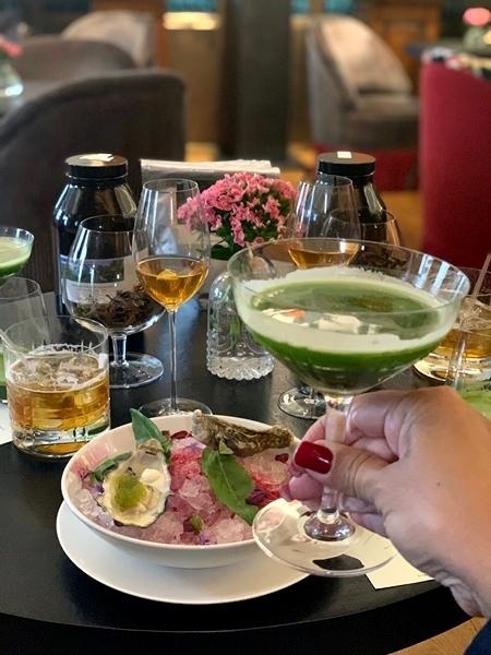 chá da tarde com drinques 3