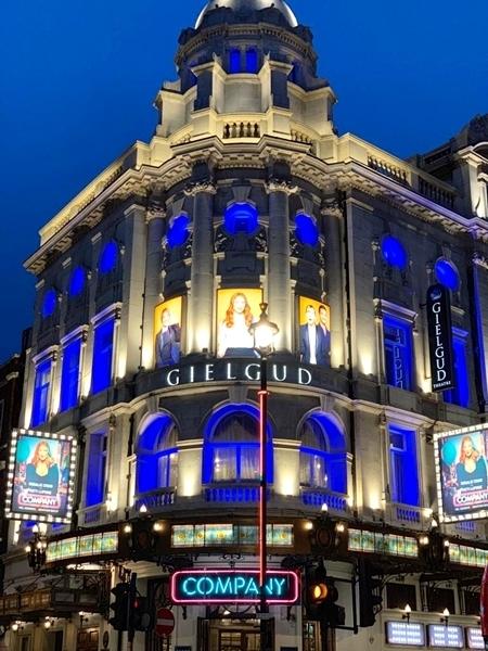 espetáculos em cartaz em Londres