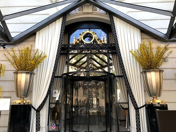 restaurantes do The Peninsula Paris
