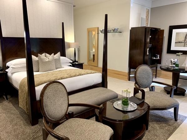 hotel cinco estrelas em joanesburgo