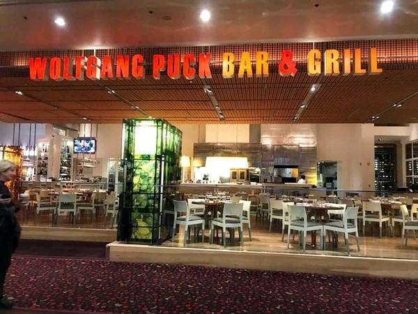 Wolfgang Puck é um dos melhores restaurante de Vegas