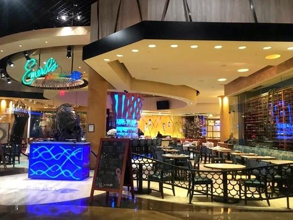 melhores restaurantes  de Las Vegas
