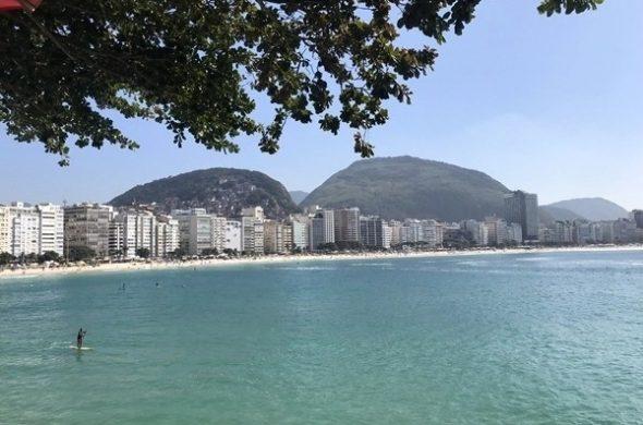 Café da manhã com vista em Copacabana: Café 18 do Forte