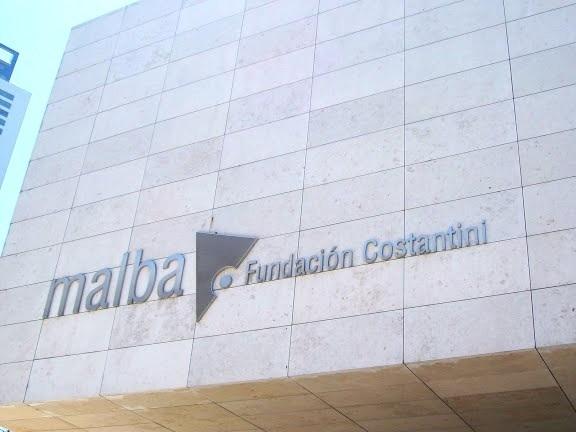 Fachada do Museu Malba, Fundación Constantini em Buenos Aires, Argentina