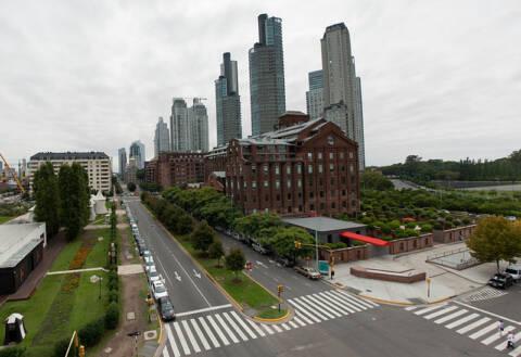 Faena: hotel de luxo em Buenos Aires