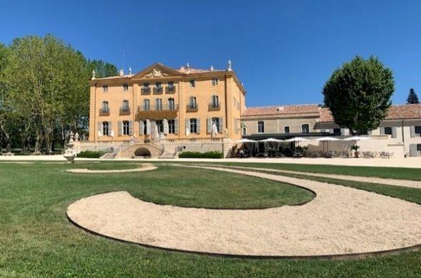Hospedagem de luxo na Provence: hotel em um castelo do século XVIII