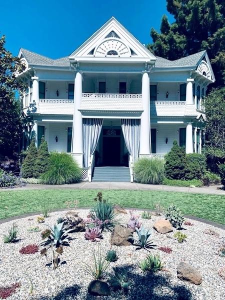 Hotel boutique em Napa Valley: White House Inn Napa