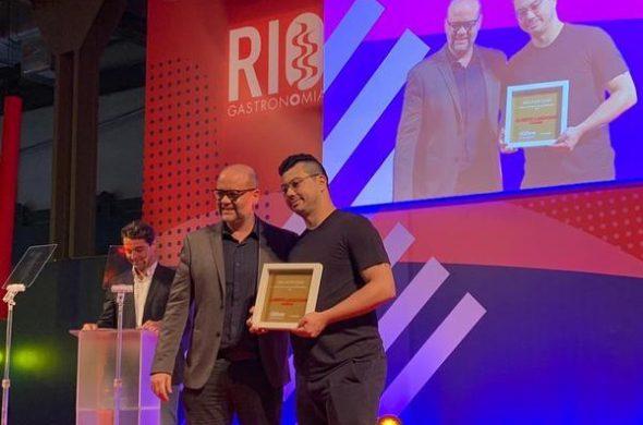 Prêmio Rio Gastronomia 2019
