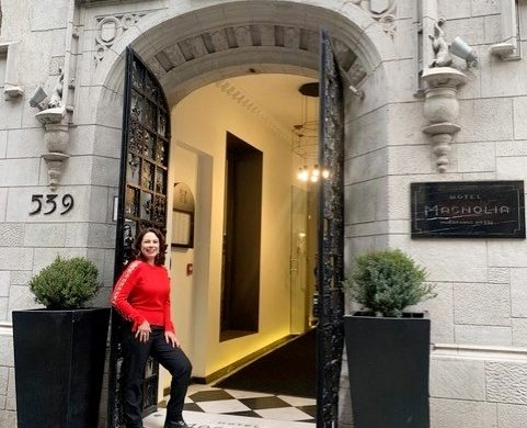 Magnolia: hotel boutique no centro de Santiago