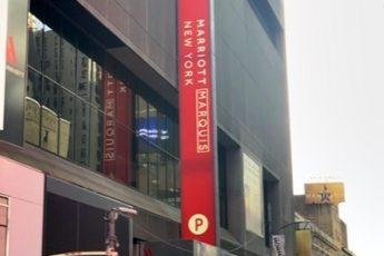 Marriott Marquis: hotel no Times Square, em NYC
