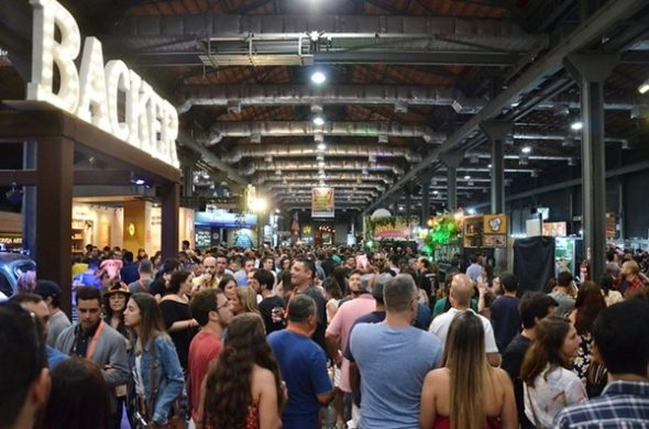 Mondial de La Bière 2019 no Rio de Janeiro