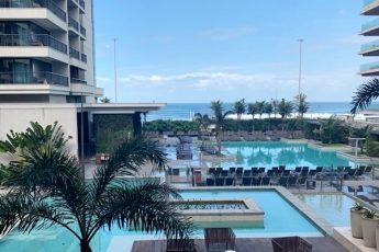 Grand Hyatt, resort urbano cinco estrelas no Rio