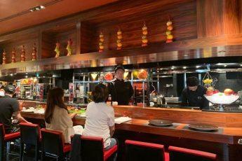 Restaurantes em Tóquio/Japão