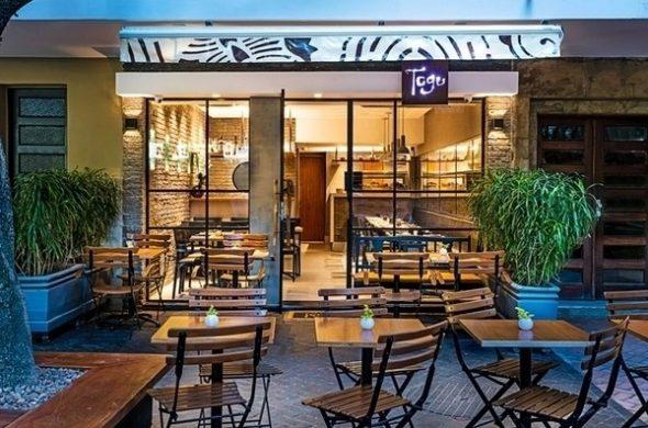 Novo cardápio do Togu, restaurante na Dias Ferreira