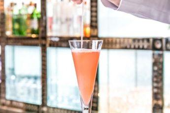 Drinques com champanhe nos bares do Rio e de São Paulo