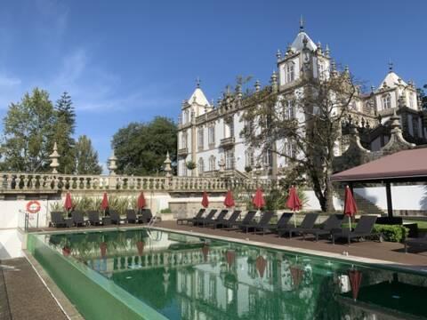 Pestana Palácio do Freixo, hotel de luxo no Porto