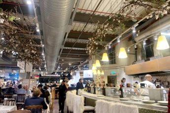 Novo restaurante de trufas do Eataly São Paulo