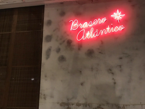 Brasero Atlântico, novo restaurante no Fashion Mall