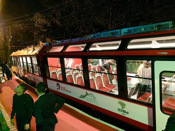 Como ir ao Cristo Redentor  - Novos trens do Corcovado