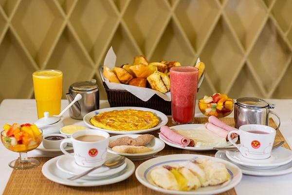 cestas de café da manhã no Rio